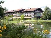 Außenansicht Thermenhotel Ströbinger Hof*** Bad Endorf (© Ströbinger Hof***)