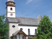 Wallfahrtskirche Maria Eck  ©Wikepedia©Christian Stamm