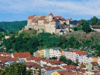 Burg Burghausen (© Bayerische Schlösserverwaltung www.schloesser.bayern.de)