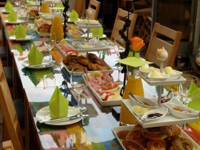 Frühstück Floristik Café (© Floristik Café)