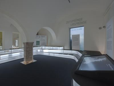 Ausstellung Zeitsprünge-Ursprünge © Keltenmuseum