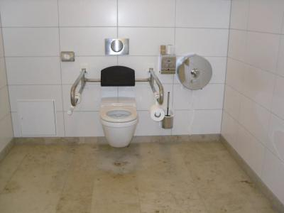 WC Schlosswirtschaft (© NatKo)