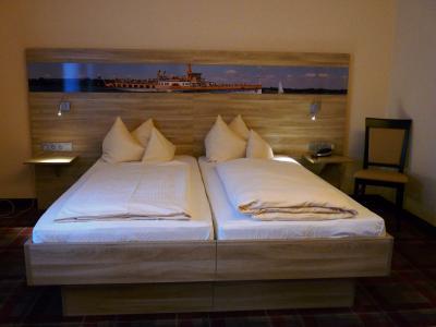 Doppelzimmer (© Hotel Luitpold)