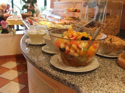 Frühstück im Ferienhotel Herzog
