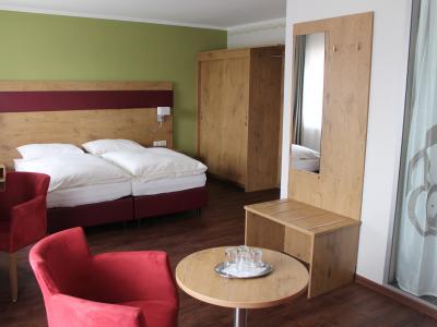 Zimmer im Ferienhotel Herzog